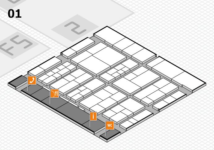interpack 2017 hall map (Hall 1): stand D29