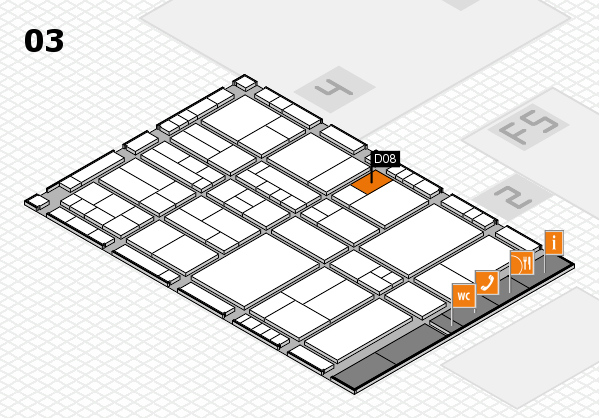 interpack 2017 hall map (Hall 3): stand D08