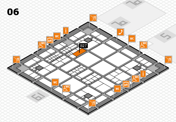 interpack 2017 hall map (Hall 6): stand B27