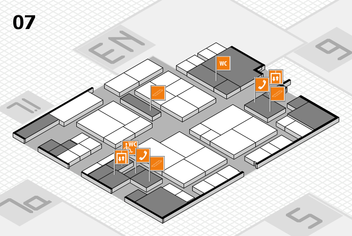 interpack 2017 hall map (Hall 7): stand A02