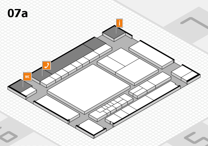 interpack 2017 hall map (Hall 7a): stand C15