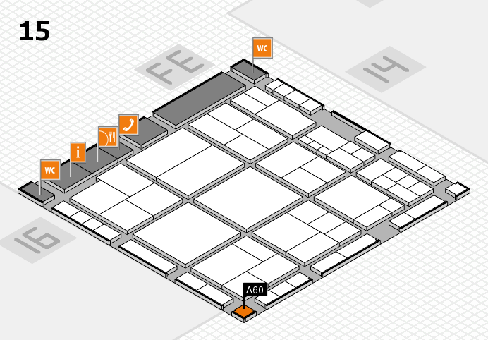 interpack 2017 hall map (Hall 15): stand A60