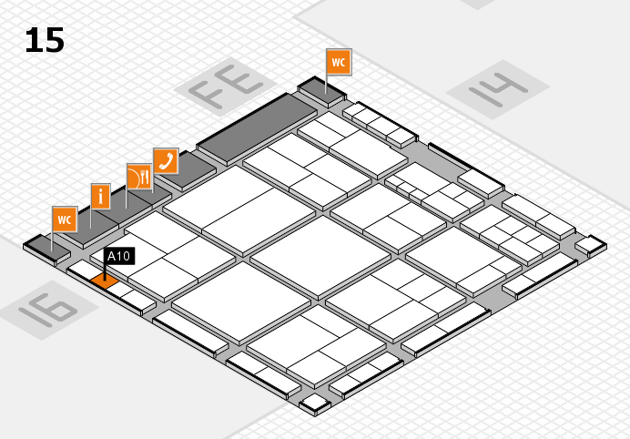 interpack 2017 hall map (Hall 15): stand A10