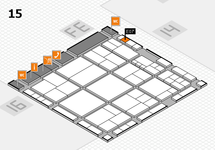 interpack 2017 hall map (Hall 15): stand E07