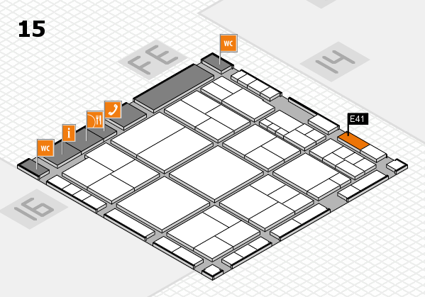 interpack 2017 hall map (Hall 15): stand E41