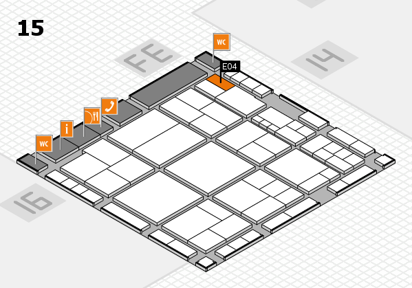 interpack 2017 hall map (Hall 15): stand E04