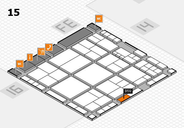 interpack 2017 hall map (Hall 15): stand B59