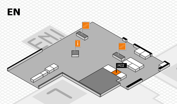 interpack 2017 hall map (North Entrance): stand .A02