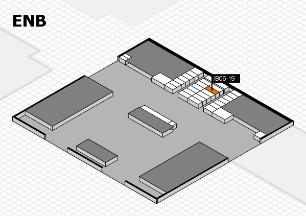 interpack 2017 hall map (North Entrance B): stand .B06-19