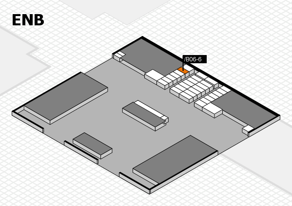 interpack 2017 hall map (North Entrance B): stand .B06-6