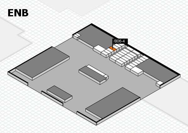 interpack 2017 hall map (North Entrance B): stand .B06-4