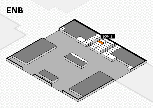 interpack 2017 hall map (North Entrance B): stand .B06-12