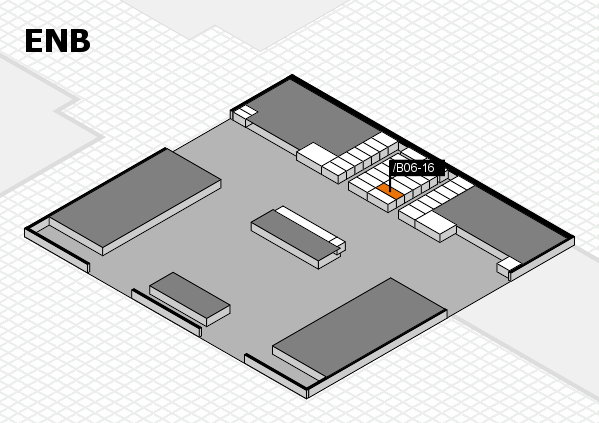 interpack 2017 hall map (North Entrance B): stand .B06-16