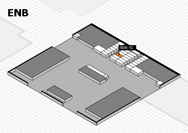 interpack 2017 hall map (North Entrance B): stand .B06-10