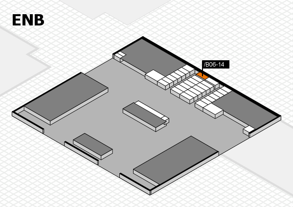 interpack 2017 hall map (North Entrance B): stand .B06-14