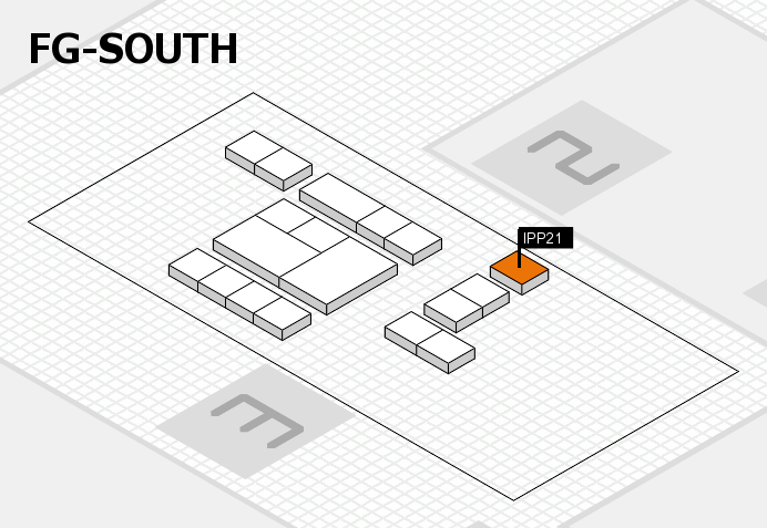 interpack 2017 hall map (OA South): stand IPP21