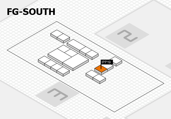 interpack 2017 hall map (OA South): stand IPP19