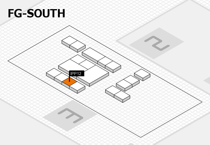 interpack 2017 hall map (OA South): stand IPP12