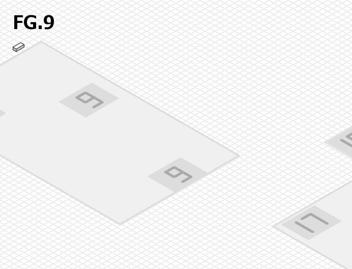 interpack 2017 Hallenplan (FG Halle 9): Stand H9