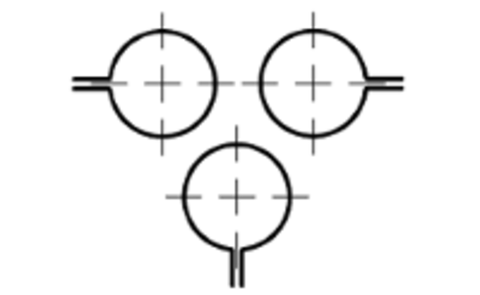 Dreiseitenrandbeutel