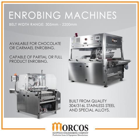 Enrobing Machines