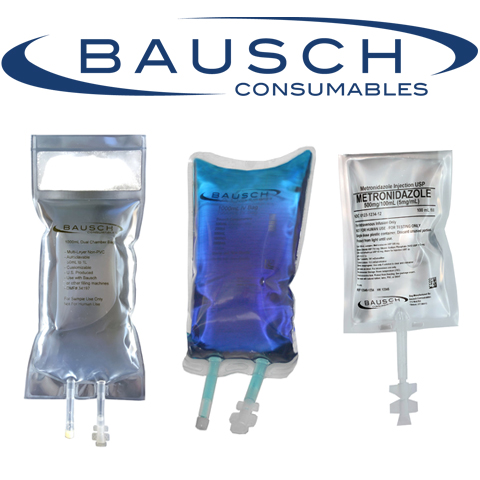 BAUSCH Consumables Infusionsbeutel