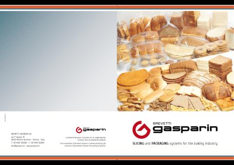 GASPARIN General catalogue2020
