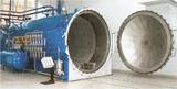 Autoklaven zur thermischen Behandlung von Verbundwerkstoffen
