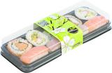 sushi yoojis branding with banding