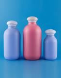 PE bottles 125ml