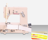 Easy Open Bag Sewing Machine ST 501 EO