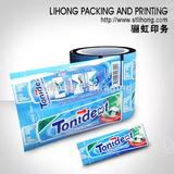 Aluminum Auto Packing Film for Tooth Paste