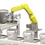 Roboter für Gebindeeinsätze