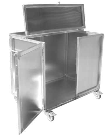 Aluminium Roll Container