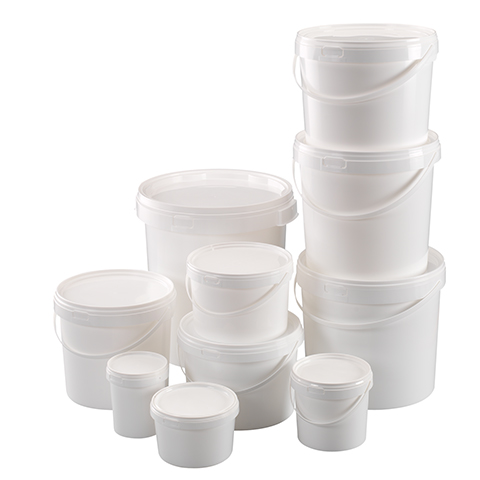 Round containers