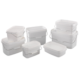 Rectangular containers