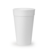 Foam Cups 16oz