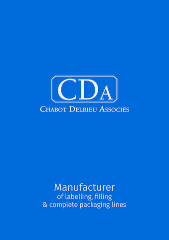 CDA Filling, Screwing and Labelling Machines