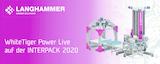 Langhammer live auf der interpack 2020