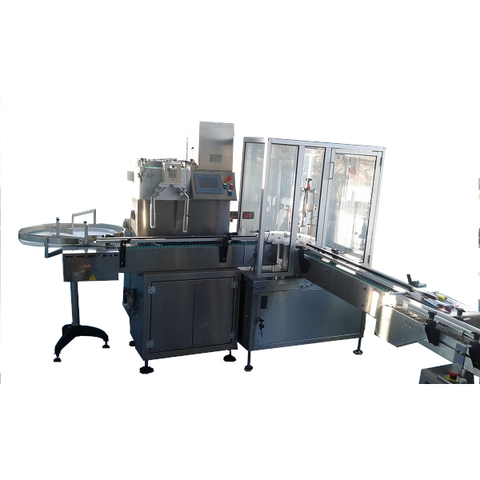 ACL 3000 Automatic line counting and capping