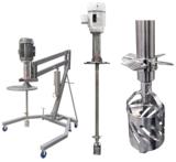 Rotosolver mixers