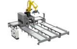 PALLET CONTROL AUTOMATIC SYSTEM WOODPECKER