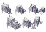 PRE-Extruder – Hauptextruder – Laborextruder