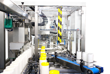 Shemesh Automation XPANDER COMPLETE MONOBLOCK ROUND WIPES PACKAGING MACHINE