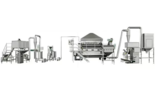 RICE FLOUR CEREAL PRODUCTION LINE