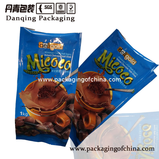 500ml Plastic Food Packing Film Pouches Coffee Packaging Bags For Powder