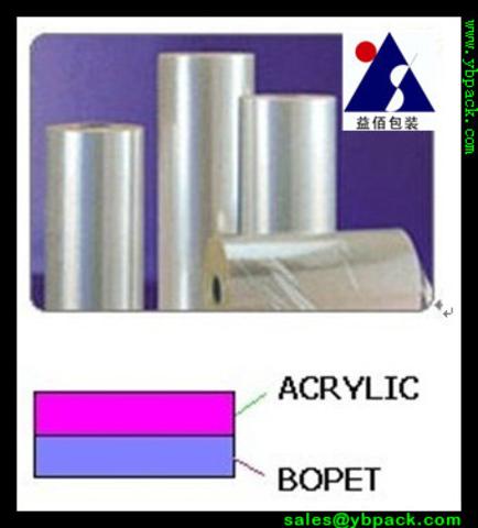 1side Acrylic coating film