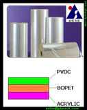 PVDC&ACRYLIC coating film