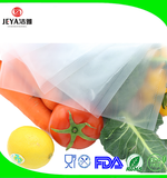 10*15cm Jeya Customized Multilayer Co-extruded Embossed Vacuum Seal Bags For Food Packaging
