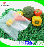 20*30cm Jeya Customized Multilayer Co-extruded Embossed Vacuum Seal Bags For Food Packaging